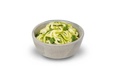 Zoodles Beilage