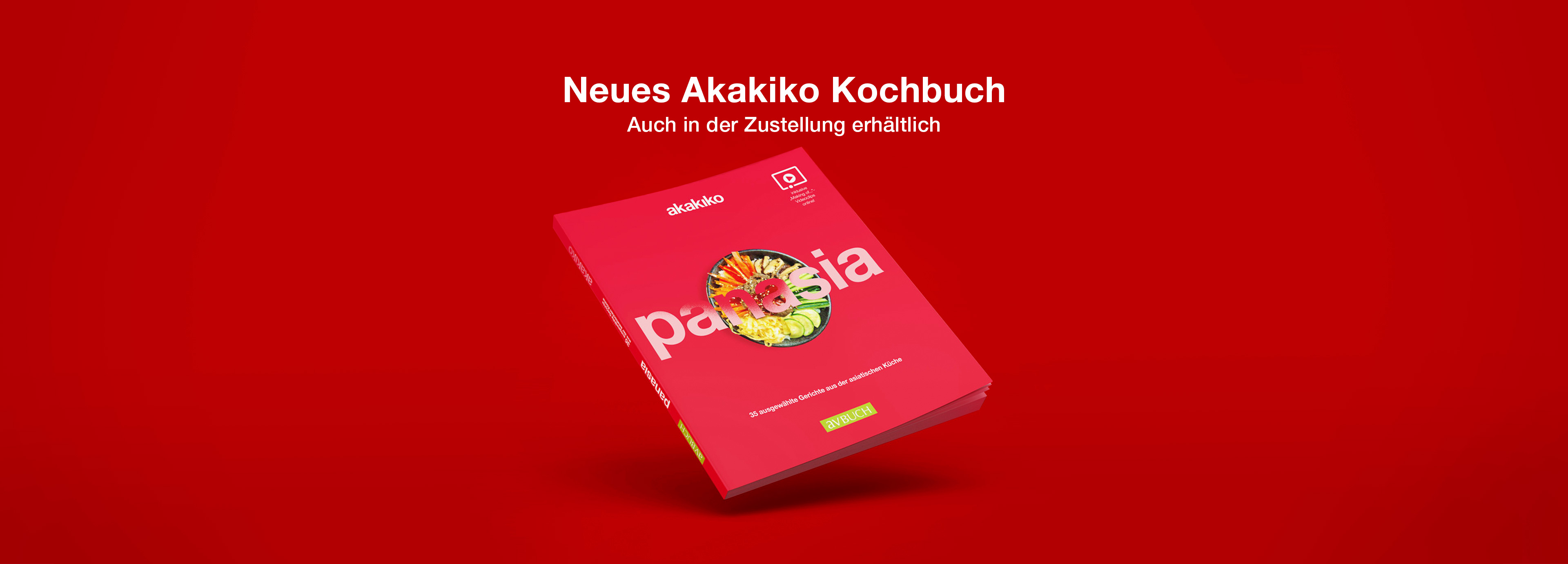 Akakiko entwickelt ständig neue Speisen und Beilagen, da es den Köchen Freude bereitet, auf asiatische Weise Abwechslung zu bieten. Der multikulturelle Hintergrund der Mitarbeiter hilft dabei sehr – sie stammen aus über 20, vorwiegend asiatischen Ländern. Die beschriebenen Rezepte wurden über viele Jahre von erfahrenen Küchenchefs erarbeitet.