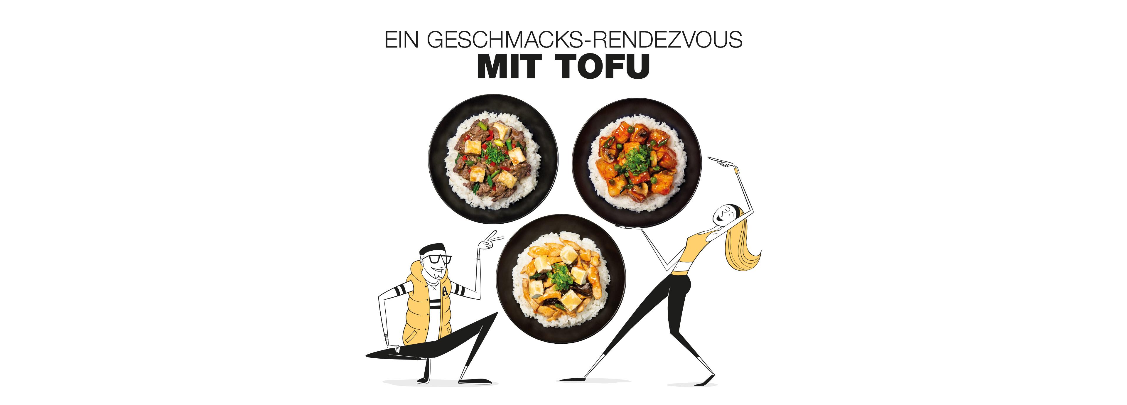 Tofu Wochen